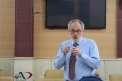 پروفسور ژان مارک دوفایی - آرتا دانش بین المللی (1)