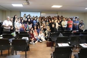 برگزاری موفق یک دوره آموزش تدریس زبان فرانسه در تهران (3)