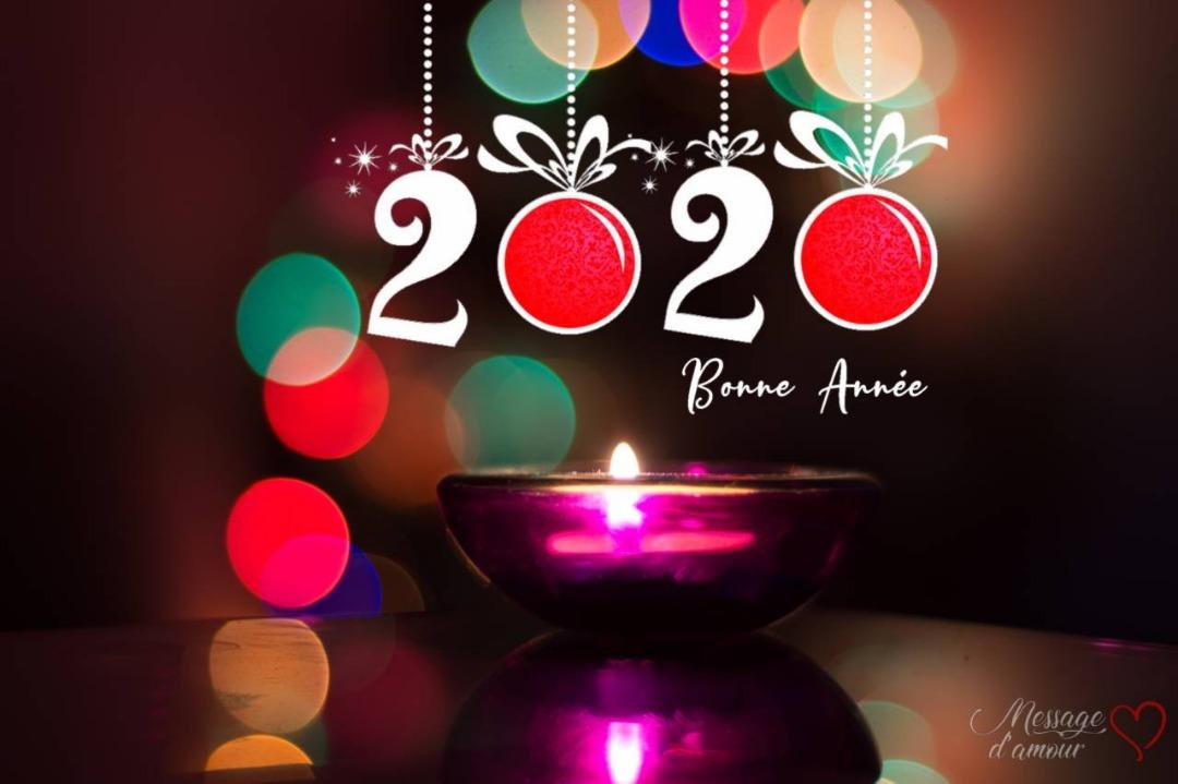 Bonne et heureuse 2020