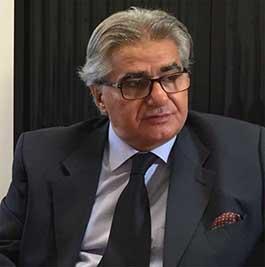 دکتر بیژن میردامادی اصفهانی